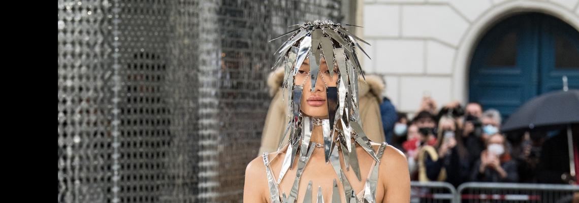 Paco Rabanne, Spring 2021 READY-TO-WEAR