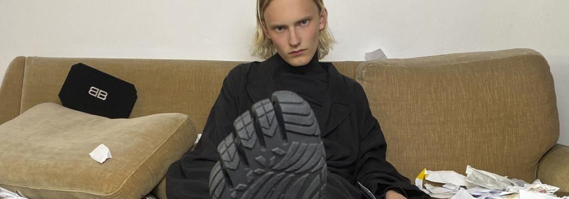 Balenciaga X Vibram: шантави токчета с пръсти?!