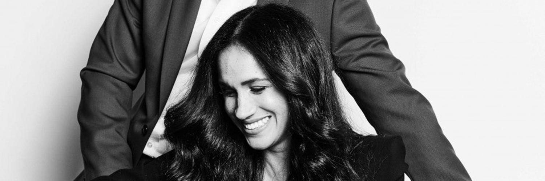Сияещият вид на Меган Маркъл в новия семеен портрет с Хари струва малко над 382 хиляди долара