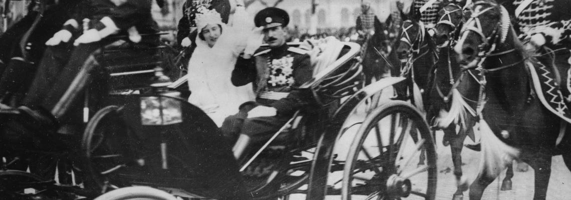 Големите любовни истории: Цар Борис III и Джована Савойска