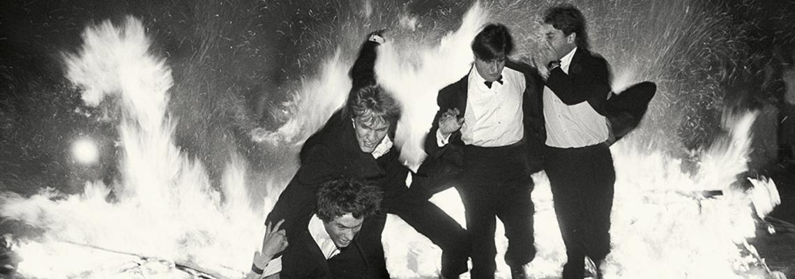 Искаме тази книга! Фотографът Дейфид Джоунс снима гуляйджиския Оксфорд през 80-те