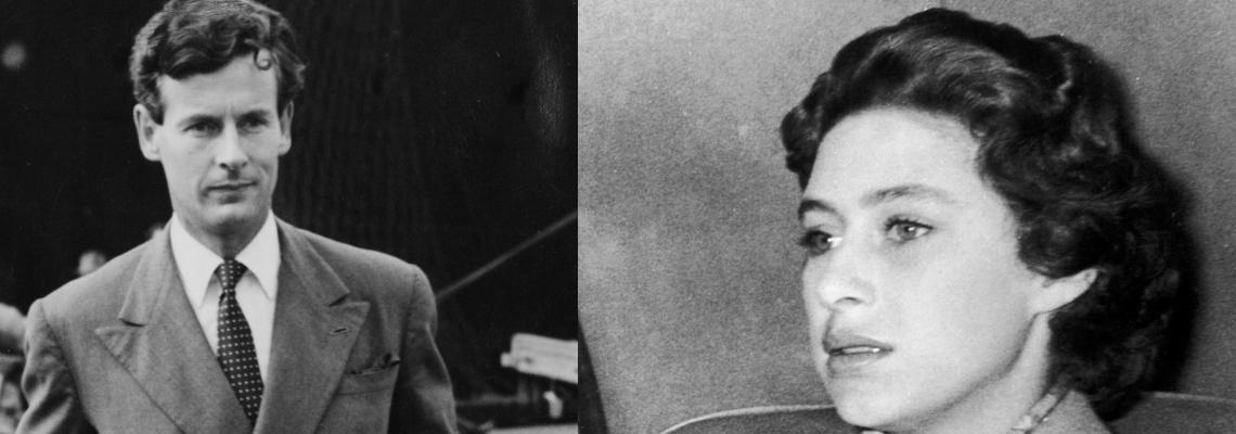 Големите любовни истории: принцеса Маргарет и Питър Таунсенд