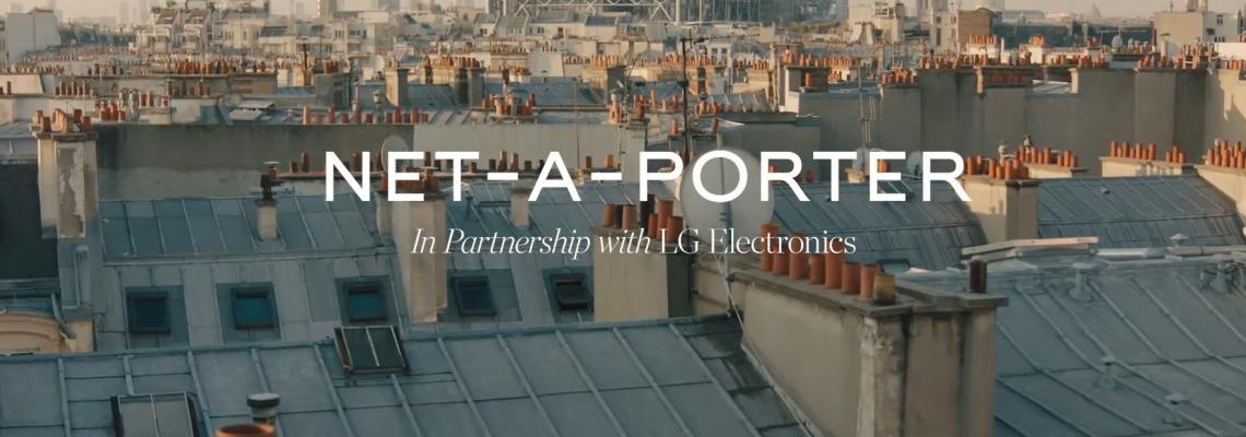 LG и Net-A-Porter представят устойчива колекия дрехи