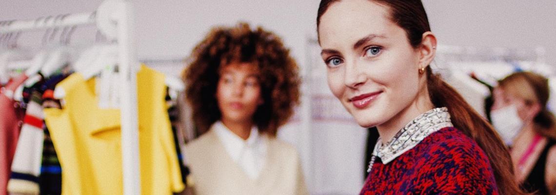 Sonia Rykiel се завръща с онлайн магазин, пълен с култовите модели на французойката
