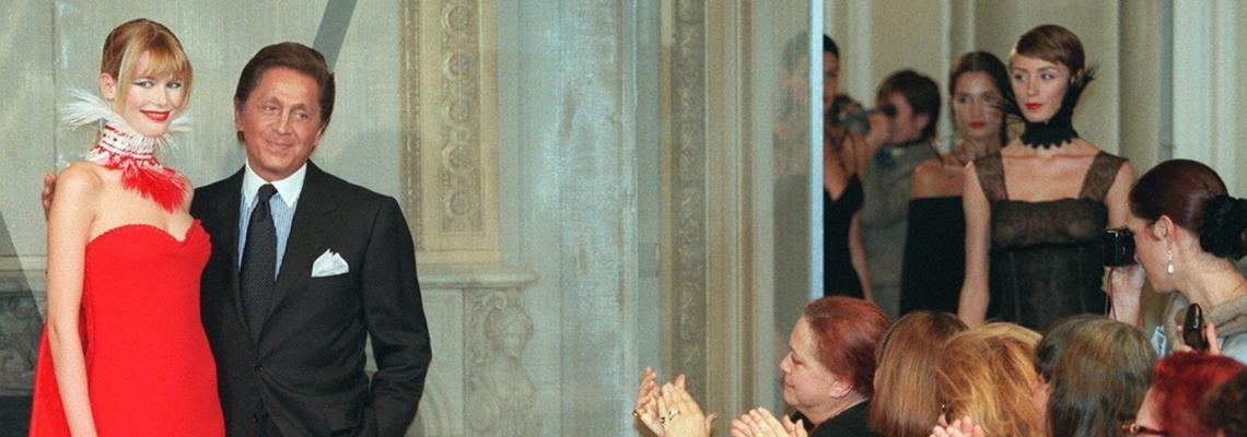 Valentino-червено: историята на емблематичния цвят