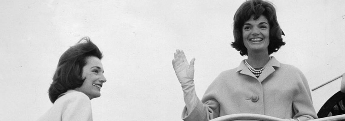 Джаки Кенеди: мазна кожа, лосион под мишниците и други дерматологични тайни за Първи дами