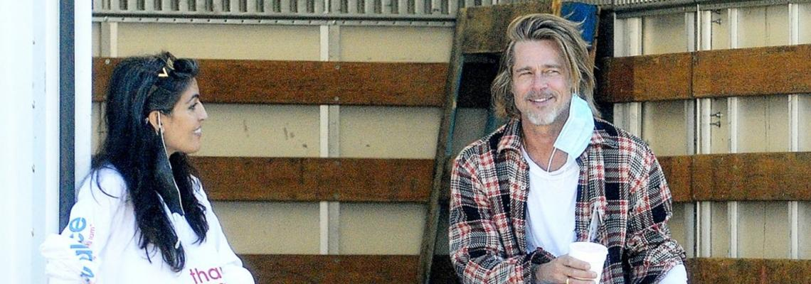 Thank You, Brad Pitt, our sweet perfection