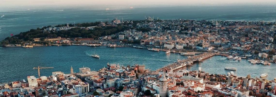София - Истанбул и обратно за 99 евро, там сме