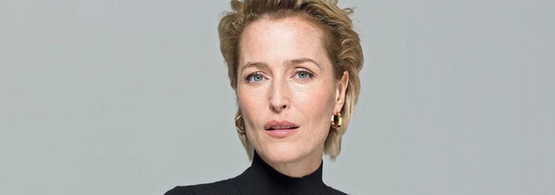 Beauty Starter: 52-годишната Джилиан Андерсън, звездата в The Crown
