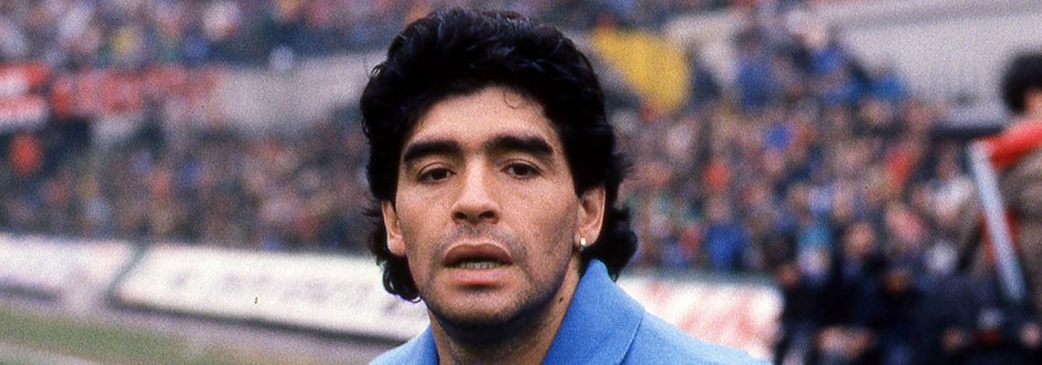 R.I.P. Диего Марадона - готиният скандален гений