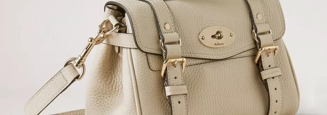 Mulberry възражда емблематичната си чанта Alexa