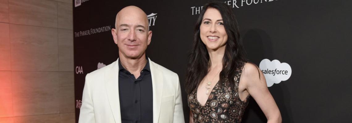 Макензи Скот, бившата съпруга на Джеф Безос, с 6 милиарда дарения за по-малко от година