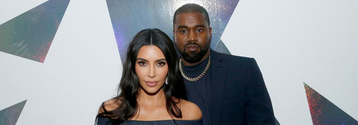 Вярно е, че седмата година е критична за брака, но тези двамата си отиваха - Ким и Кание в топ кадри