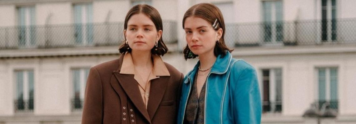 Street Style вдъхновения: близначките Blutstein