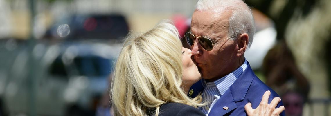 Големите любовни истории: Джил и Джо Байдън