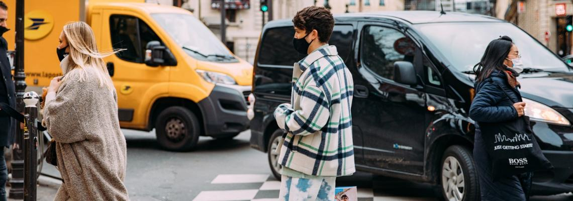 Street Style вдъхновения: Paris Couture Fashion Week Spring 2021