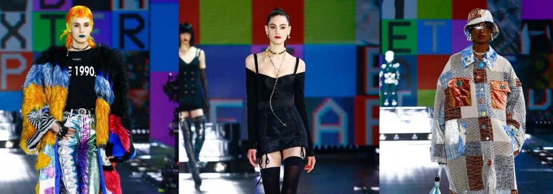 Dolce&Gabbana, Fall 2021, READY-TO-WEAR