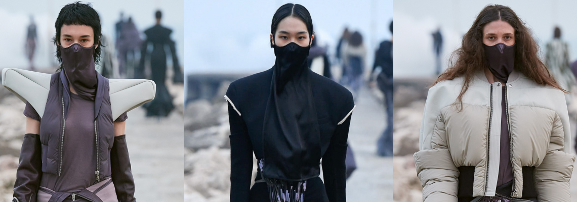 Rick Owens, Fall 2021, READY-TO-WEAR