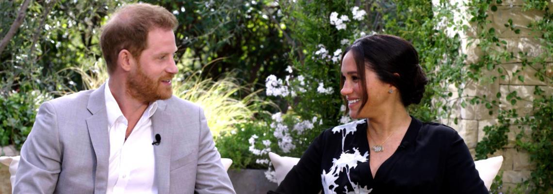 Най-шокиращите моменти от Интервюто на Хари и Меган с Опра: тя е мислила за самоубийство, а той е