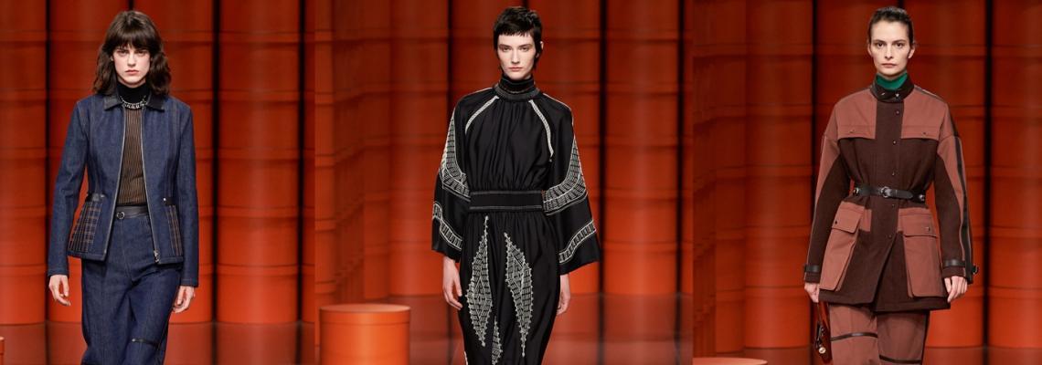 Hermès, Fall 2021, READY-TO-WEAR