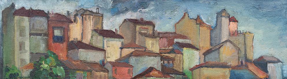 Избрани творби от колекцията на Димитър Шиндов