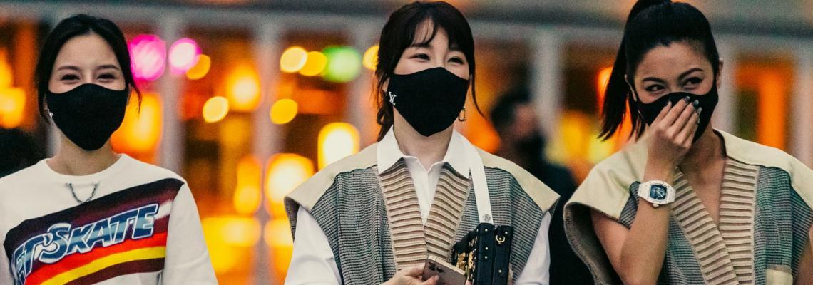 Street Style вдъхновения: Louis Vuitton Пролет 2021 в Сингапур