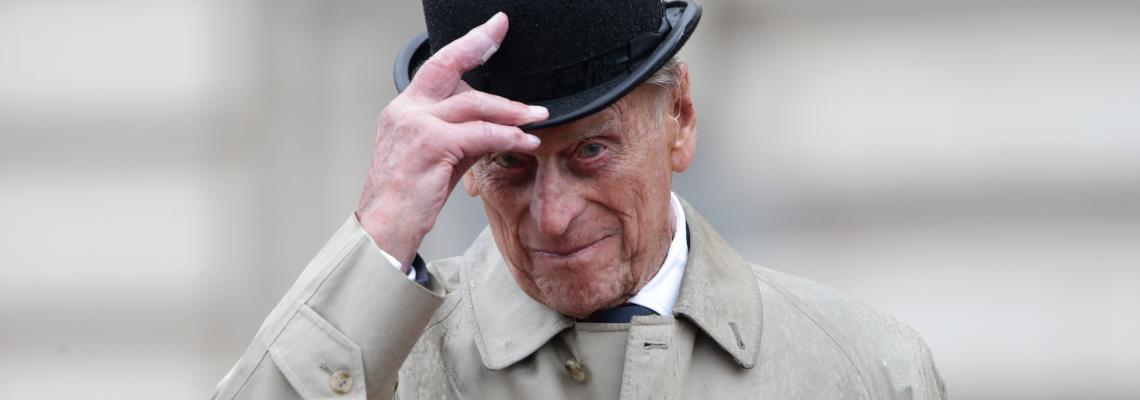 Принц Филип: Животът му в 99 снимки