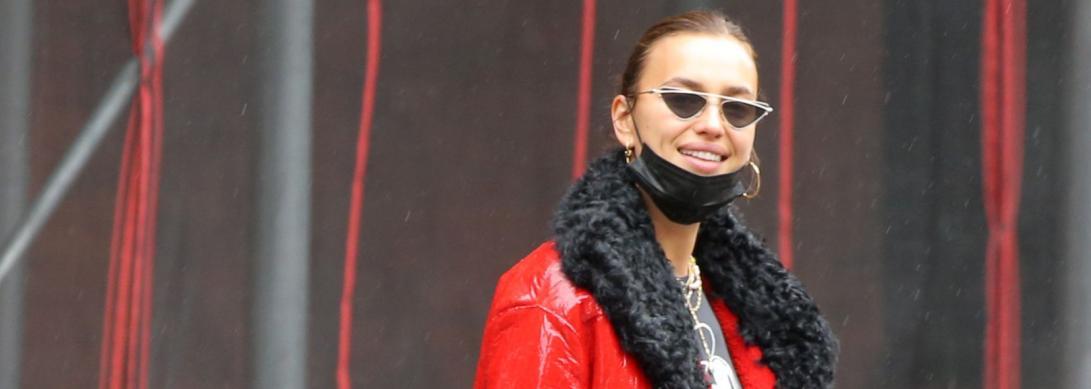 Ирина Шейк, Брадли Купър и Леа на детски шопинг