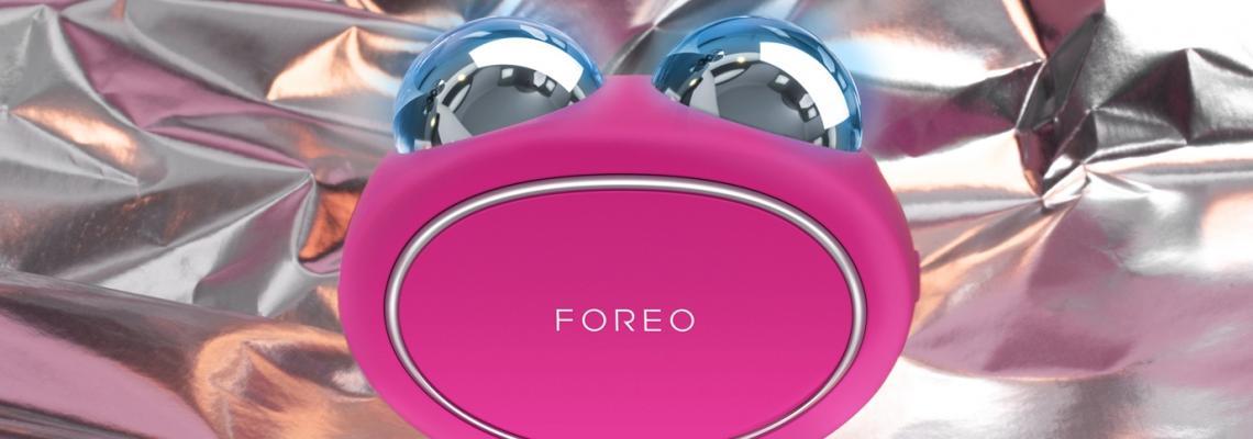 Foreo Bear или как спортува лицето ни