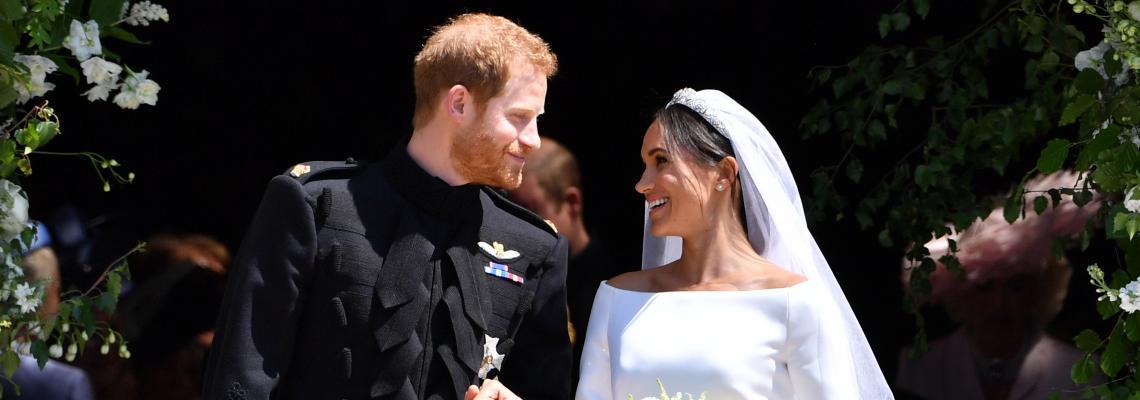 Първо недоволство: Кралицата не одобрява сватбената рокля на Меган