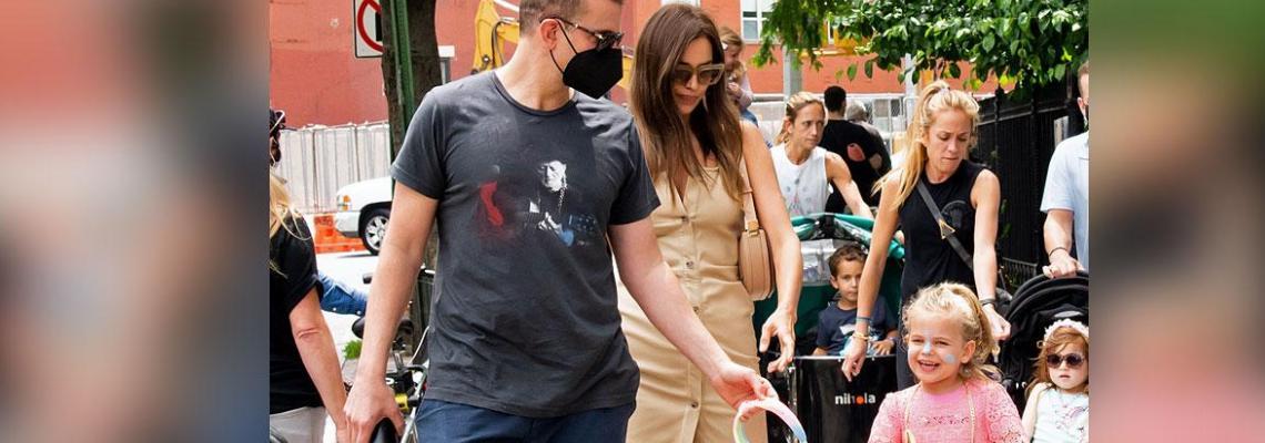 We Love: Ирина, Брадли и Леа на разходка