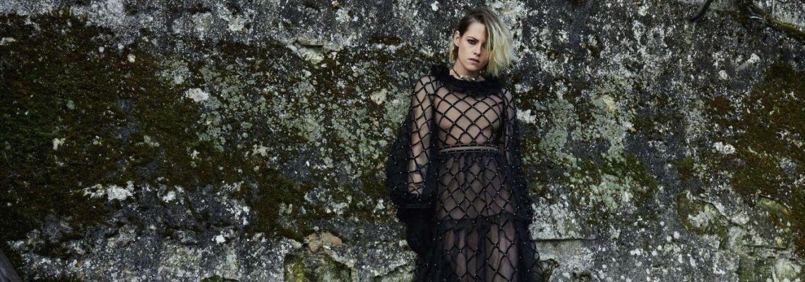 Кристен Стюарт представи новата колекция на Chanel