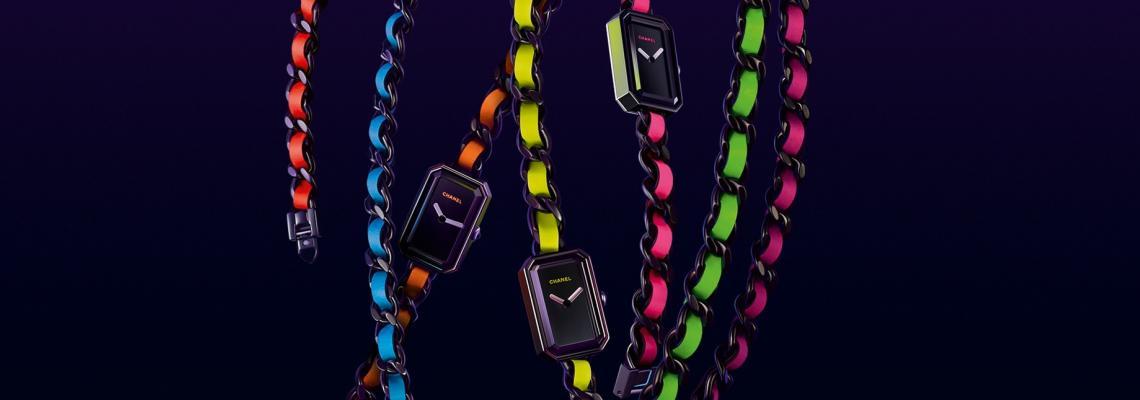 Chanel + Техно естетика = Нова колекция часовници