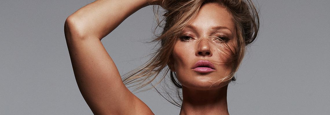 We Love: Кейт Мос е новото лице на SKIMS