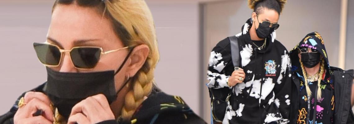 Ваканцията на известните: Мадона плюс гадже
