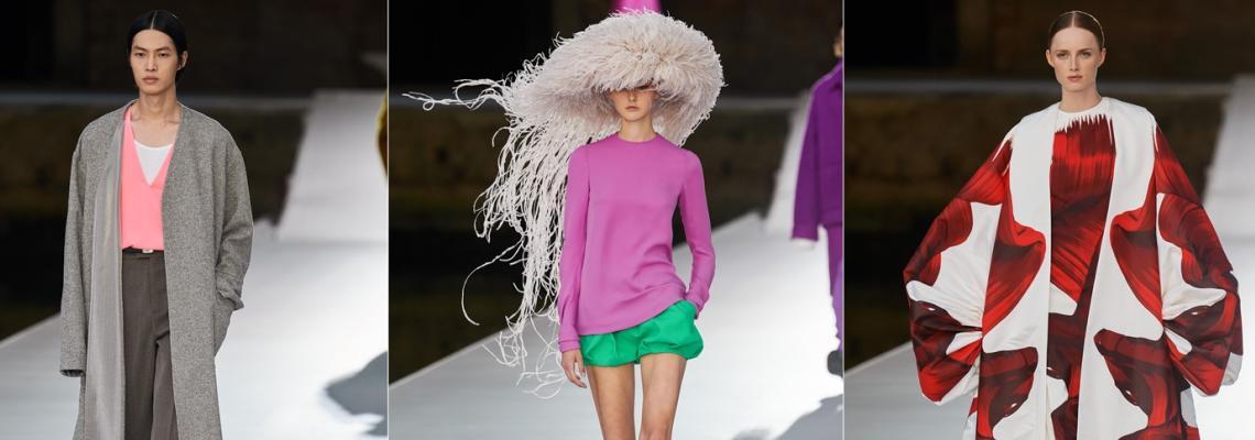 Valentino, Fall 2021 Couture