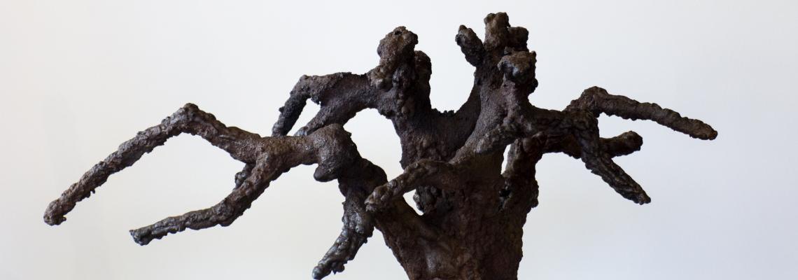 Корени – 16 съвременни скулптори за Галин Малакчиев
