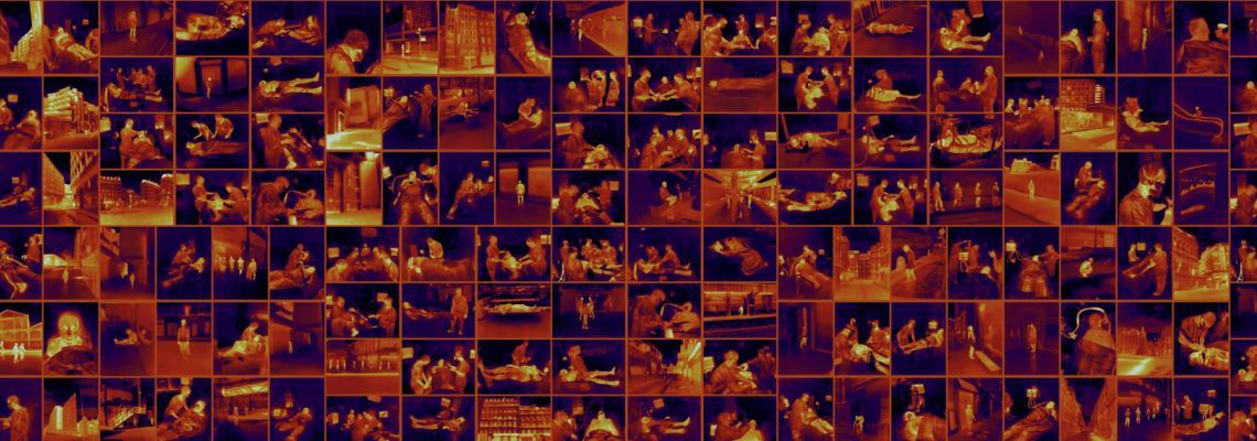 Националната Галерия и Фестивал Фотофрабрика представят MEMENTO VIVERE