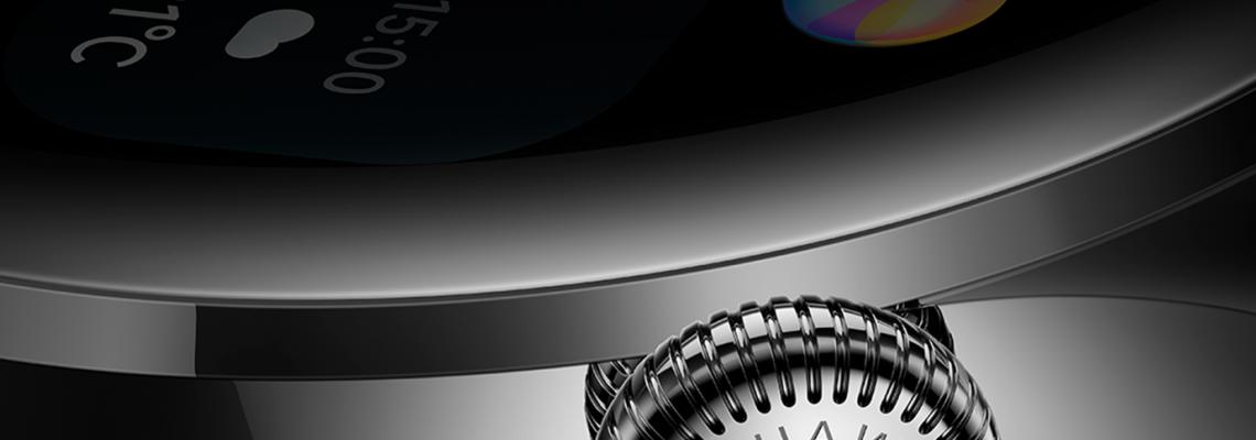 Смартчасовникът, достоен за злато: Huawei Watch 3