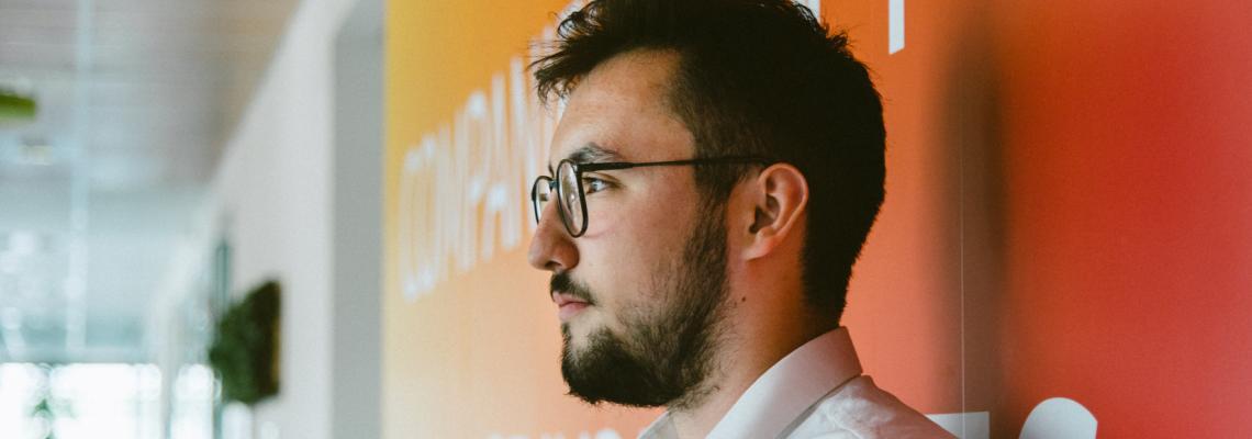 15 години Филип Морис България, 15 стажанта: Тино Пенчев, за правилните места и успеха според Невронауката