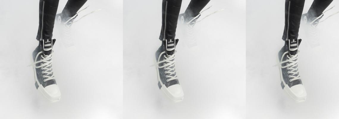 За тези Converse X Rick Owens трябва да се избърза