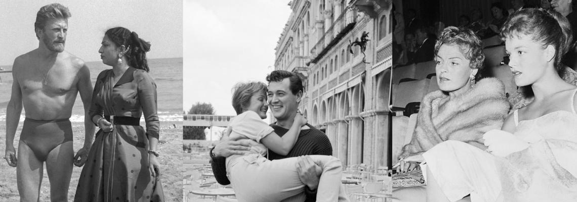 МИНАЛОТО: Ретро шедьоври от Венецианския филмов фестивал - Бардо, Лорен, Кардинале и останалите