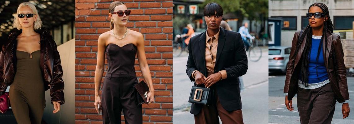 Street Style вдъхновения: 25 пъти кафяво като шоколад, кафяво като есен...