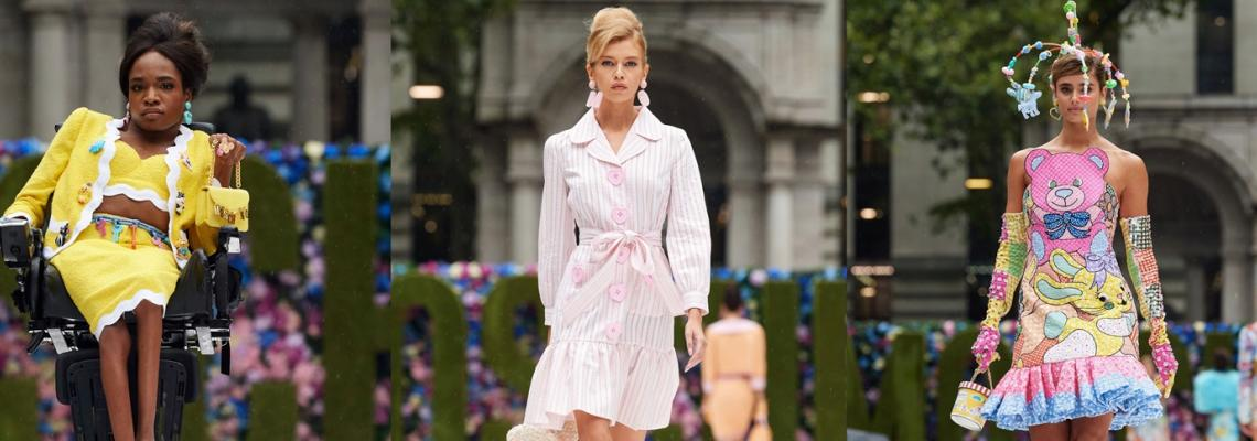 Moschino, Spring 2022, READY-TO-WEAR