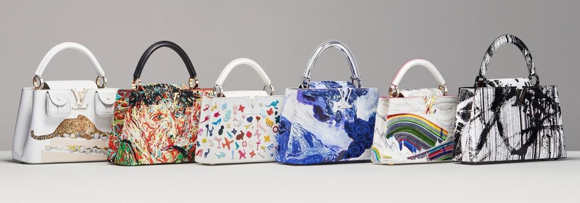 Арт-чанта: Новата колекция Artycapucines на Louis Vuitton е тук!