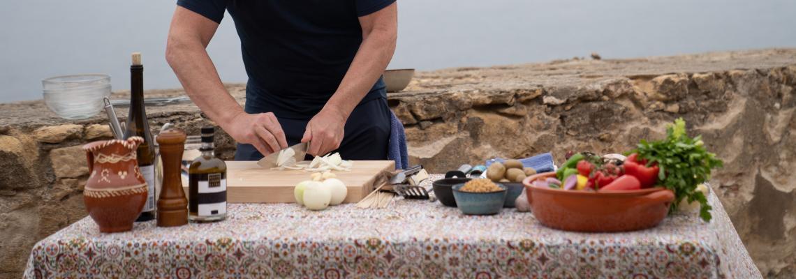 Рецептата за буябес с омар и миди на chef Гордън Рамзи