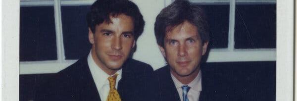 Големите любовни истории: Том Форд и Ричард Бъкли