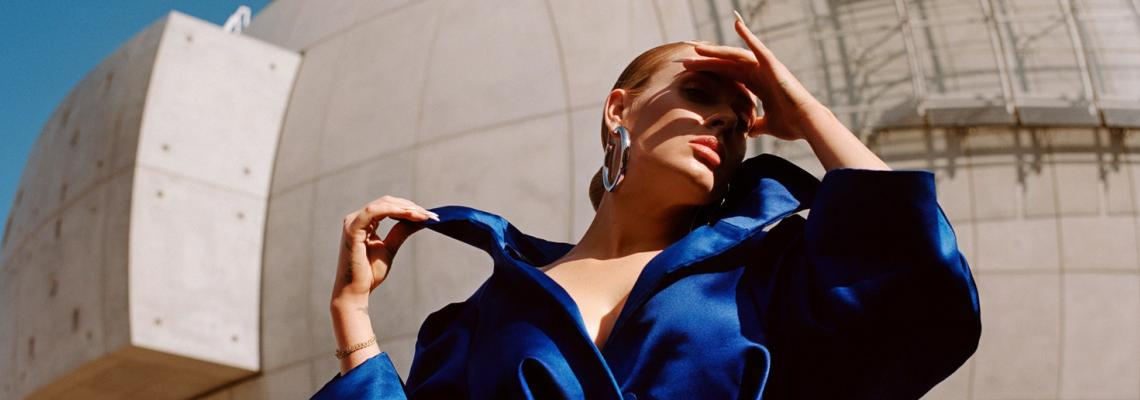 Адел е корица на ноемврийския Vogue: За музиката, любовта, развода и още...
