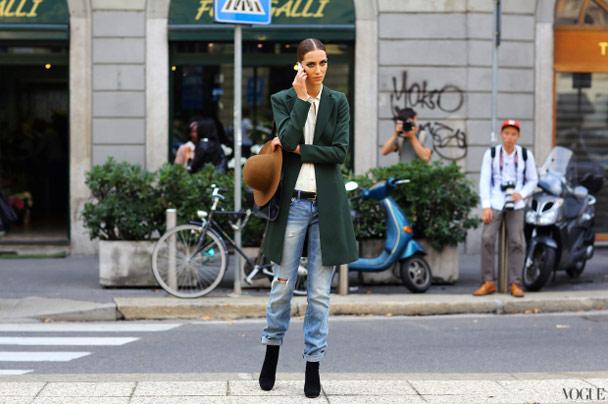 Рваные джинсы модно 10