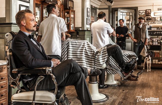 Barber Nyc : New York Barbershop